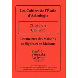 Cycle 2 - Cahier C : Les...