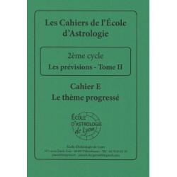 Cycle 2 - Cahier E : Les...