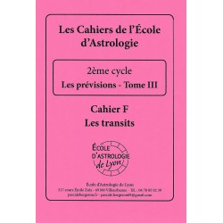 Cycle 2 - Cahier F : Les...
