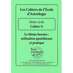 Cycle 2 - Cahier G : Le...