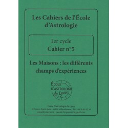 Cycle 1 - Cahier 5 : Les...