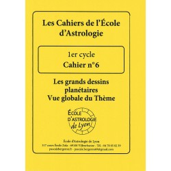 Cycle 1 - Cahier 6 : Les...