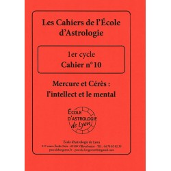 Cycle 1 - Cahier 10 :...