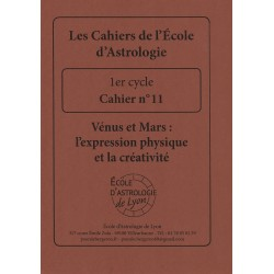 Cycle 1 - Cahier 11 : Vénus...